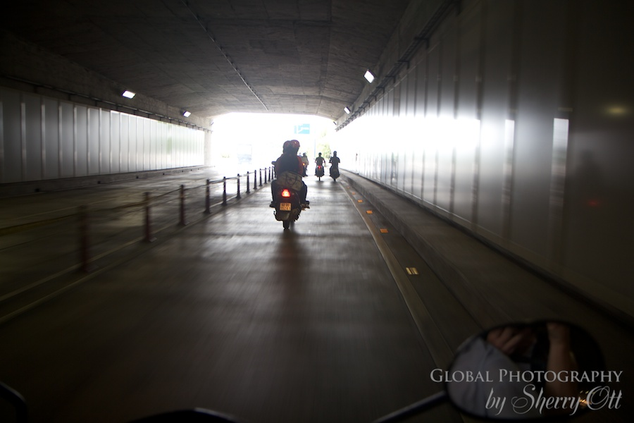 New HCMC tunnel